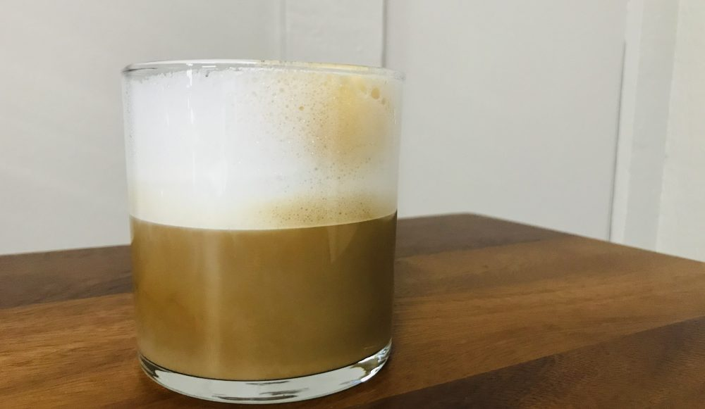 whiskey tumblers make the best coffee cups
